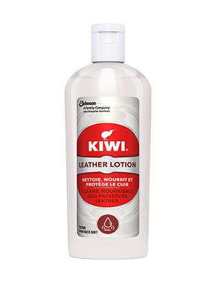 kiwi lait de soin pour cuir kiwi products. Black Bedroom Furniture Sets. Home Design Ideas